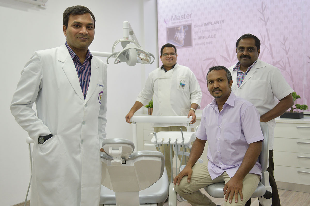 Master Dental Care - Home